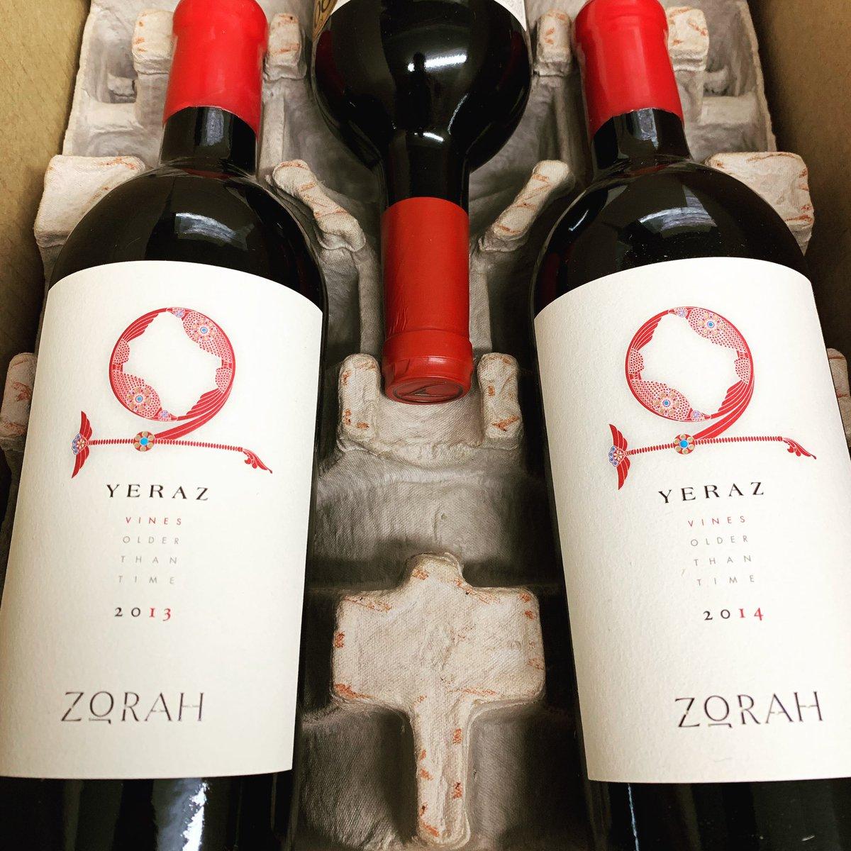 Mini-vertical of 2013 and 2014 Zorah Yeraz only at http://WinesofArmenia.com #zorah #zorahyeraz #zorahkarasi #zorahvoski #yeraz #karasi #voski #areni #armenian #armenia #wineofarmenia #winesofarmenia #armenianwines #redwine #vertical #verticaltasting #minivertical @StepanWBpic.twitter.com/Bm5Px0s8Bs