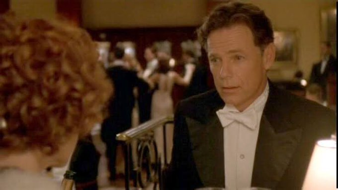 Happy birthday Bruce Greenwood. In Being Julia he was, once again, the perfect gentleman.