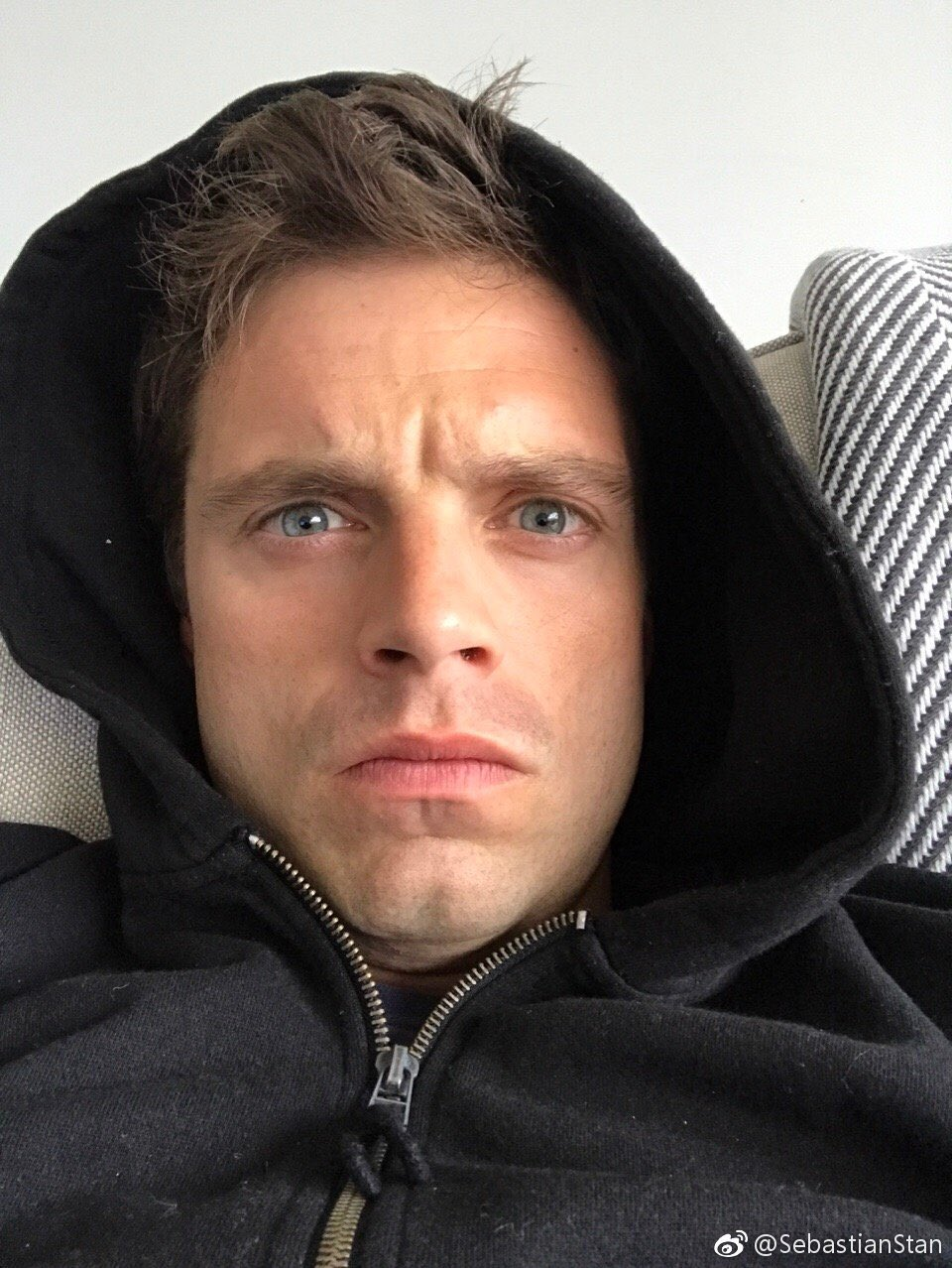 Happy birthday sebastian stan! cant believe this man is 37
