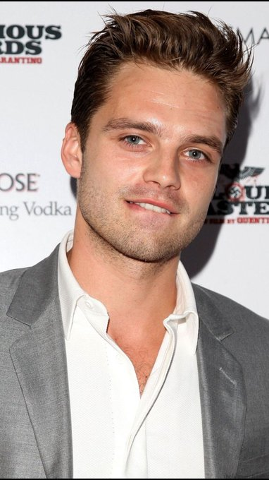 Happy Birthday!!! Sebastian Stan!!                       &