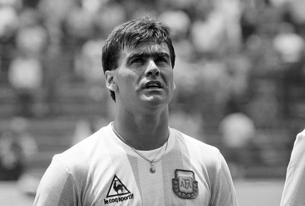 1986 World Cup winner and Final goalscorer Jose Luis Brown has passed away. Rest in Peace campeón del mundo.