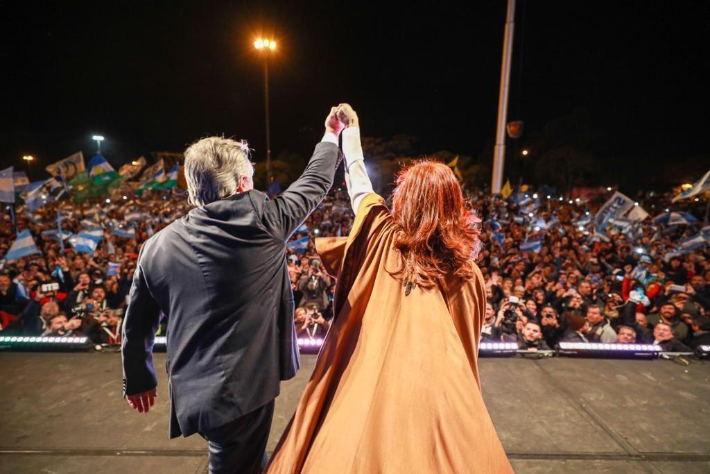 Desde la Fundación para la Democracia y Por México Hoy saludamos el triunfo del Frente de Todos en las PASO de Argentina. El impulso a la UNIDAD lo hacemos nuestro para una América Latina integrada, libre, justa y solidaria. Ing. Cuauhtémoc Cárdenas.