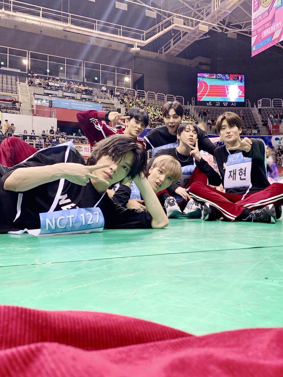 많은 시간과, 땀과, 노력을 보여줄 수 있었던 어제! 이렇게 함께 좋은 추억을 만들어줘서 고마워요 시즈니, 그리고 멤버들! - Johnny#NCT #NCT127 #아육대