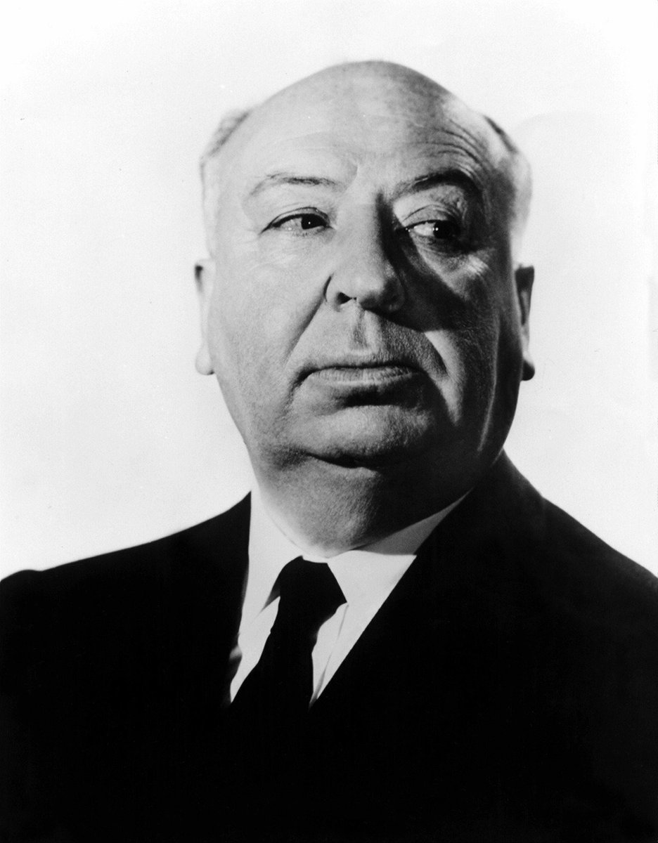 Drama is life with the dull bits left out. There is no terror in the bang, only in the anticipation of it. I believe in putting the horror in the minds of the audience, and not necessarily on the screen. Alfred Hitchcock was born on this day in 1899.