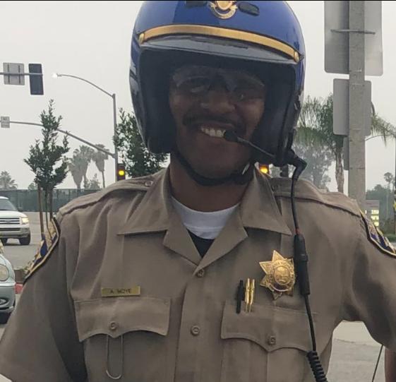 @WILGOREN's photo on CHP Officer