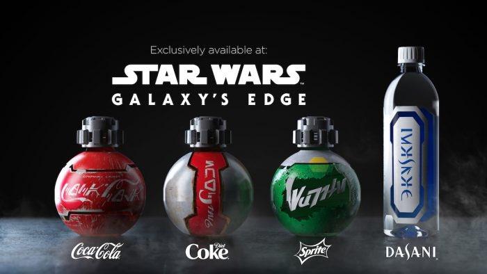 TSA Bans Coke Bottles from Disney's Star Wars Galaxy's Edge