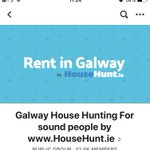Image for the Tweet beginning: Looks like Galway's local community