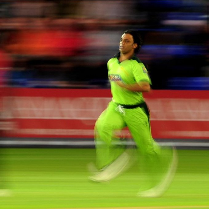 Happy Birthday to the fastest bowler in the history of Cricket. Happy Birthday Shoaib Akhtar.
