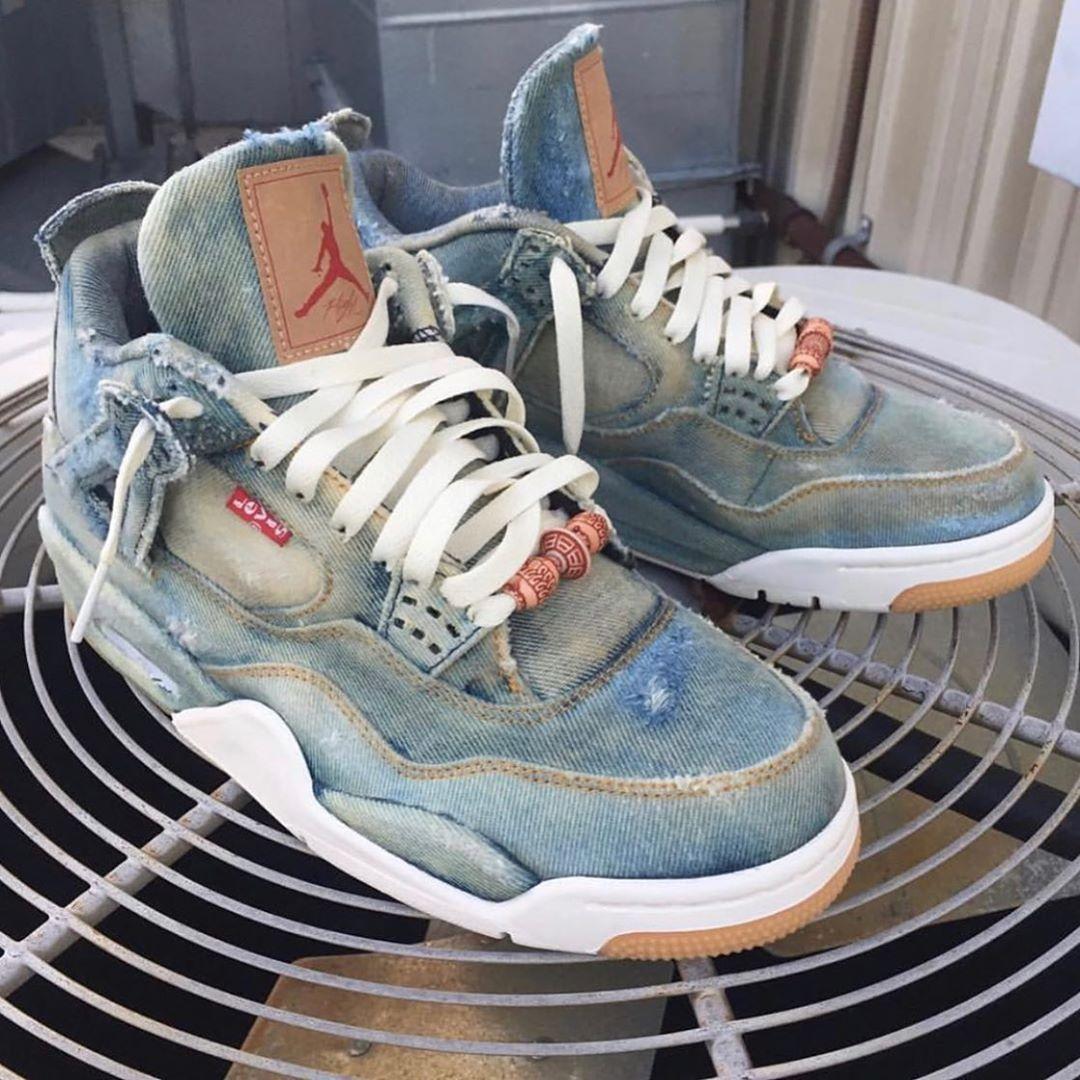 Air Jordan 4s are actual perfection