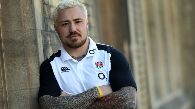 test Twitter Media - Nowell targeting return against Italy  Jack Nowell says he is continuing to push towards his goal of being available for England's final World Cup warm-up game against Italy on September 6: https://t.co/ug1QLxz0sq https://t.co/GRPS9Z0lpD