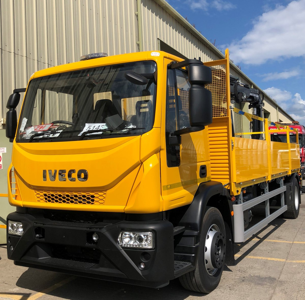 test Twitter Media - 18t Iveco Eurocargo Dropsider for @mkmbs   Thanks to @NETVLtd   @IVECOUK #Iveco #Eurocargo #Dropsider #MWHull #KeepingBritainMoving https://t.co/djsJnDZvs0