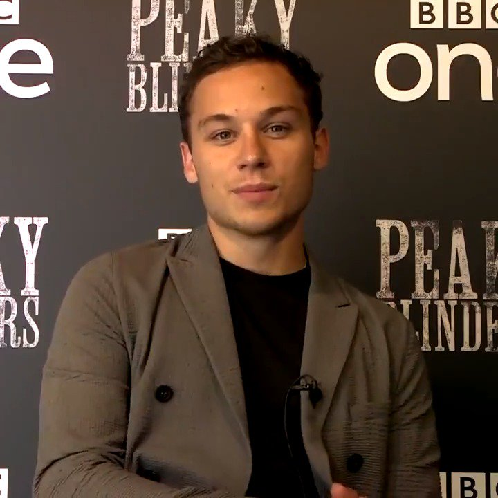 """""""I was first attracted to the role because of Steve's fantastic writing.""""@FinnCole takes a look back on the story of Michael Gray so far, and hints at what's to come for him in Series 5 of #PeakyBlinders. Starts Sunday 25th August at 9pm on @bbcone."""
