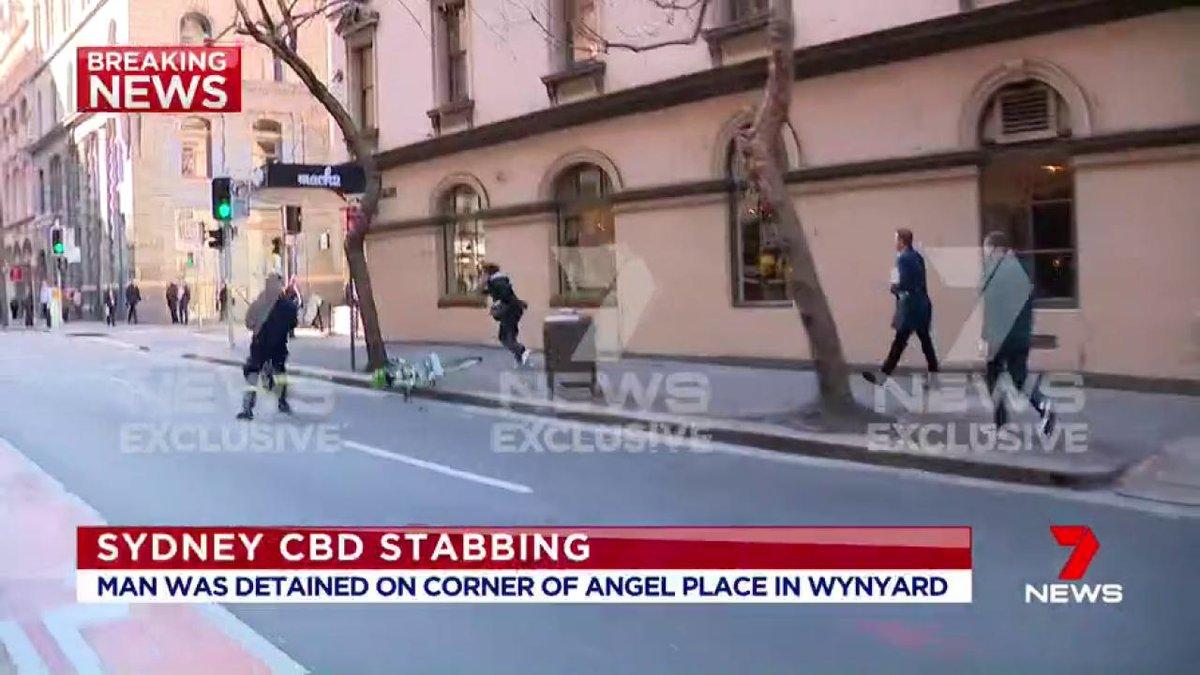 @7NewsSydney's photo on Sydney CBD