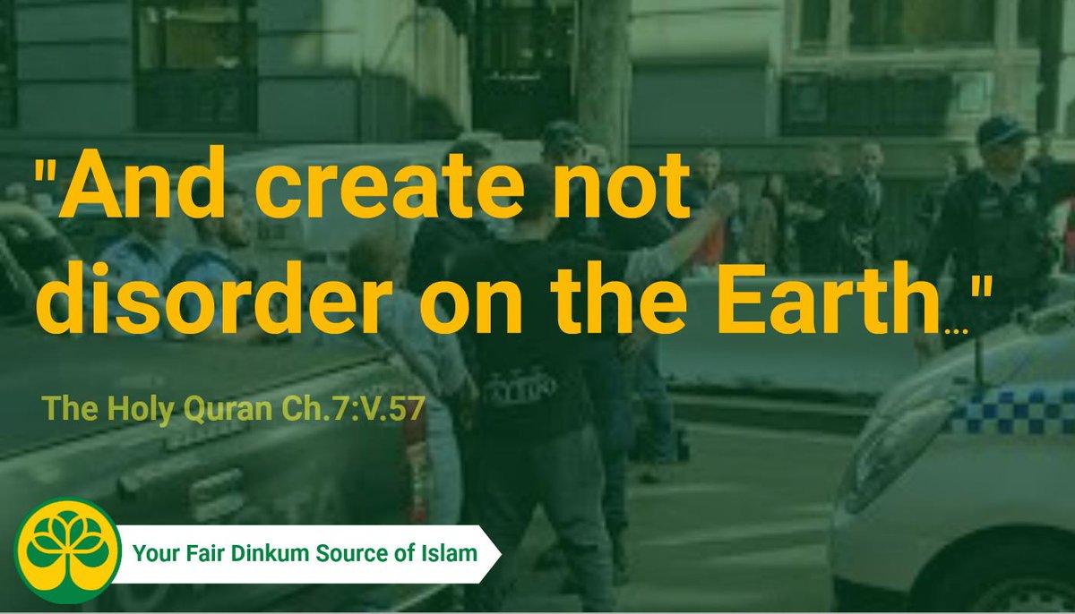 @MuslimsDwnUnder's photo on Sydney CBD