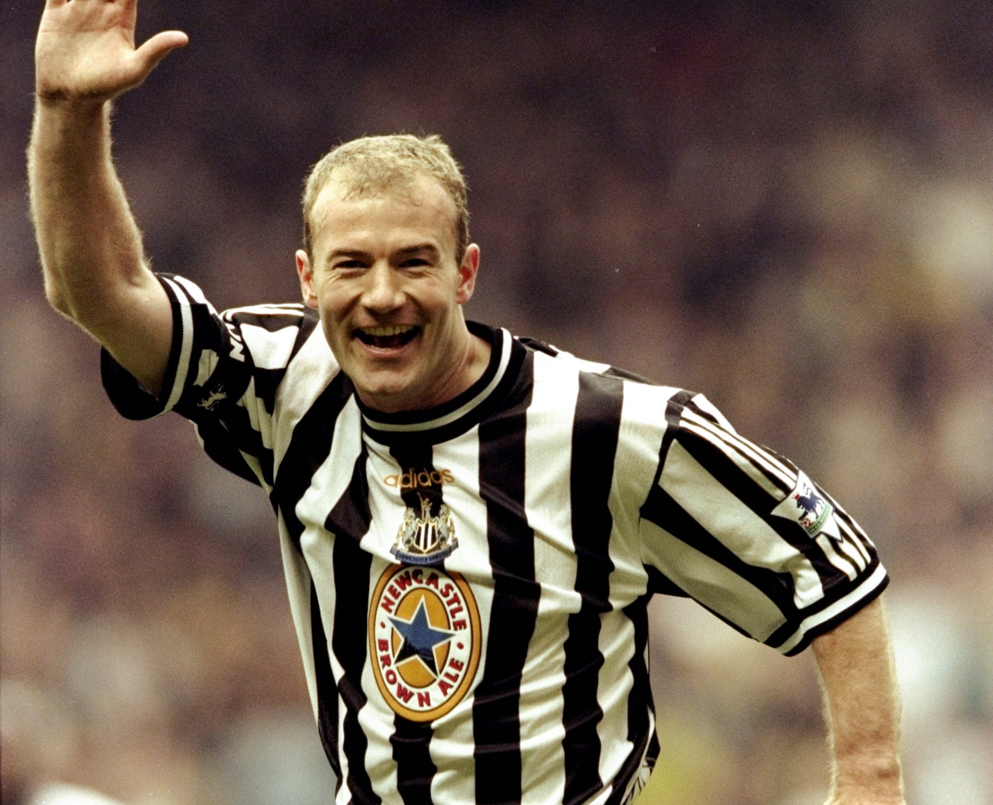 Happy birthday, Alan Shearer! 441 games  260 goals 11 hat-tricks All-time PL leading goalscorer  Legend.