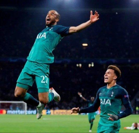 Happy birthday to Tottenham forward LucasMoura