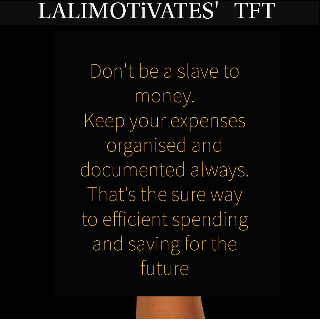 Join us take about money and entrepreneurship this and every Tuesday. LALIMOTIVATES TFT  Is for everyone who is interested in having a great financial life.   Mgs from : Adjoa and @Wofa_Kwame1 __ #lalimotivates #financial #money #TuesdayThoughts #business #student #africa #youth<br>http://pic.twitter.com/EI64PSQO4d