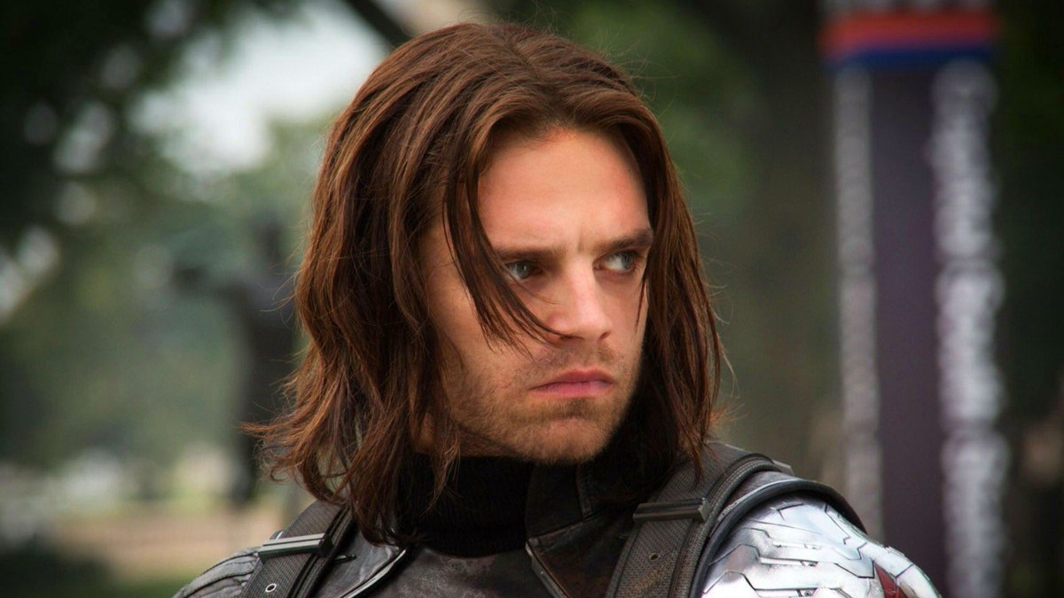 Happy Birthday to Bucky Barnes himself Sebastian Stan ~