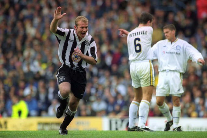 Happy birthday to the all-time Premier League top-scorer and legend, Alan Shearer