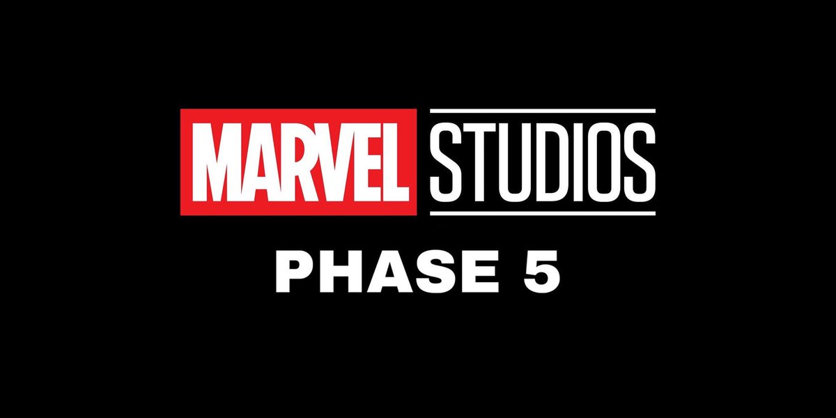 Black Panther 2 and Guardians of the Galaxy Vol. 3 are part of Marvel 'Phase 5' and expected to be released in 2022