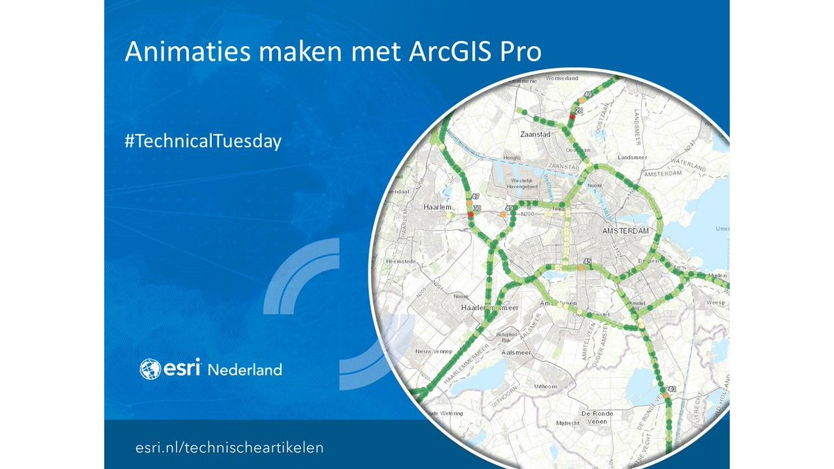 arcgispro hashtag on Twitter