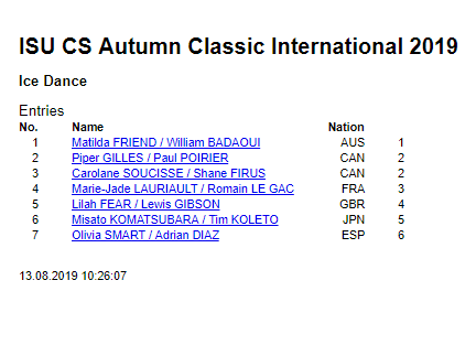 Challenger (1) - CS Autumn Classic International. Sep 12-14, 2019. Oakville / CAN EB1kd8mUcAAklC7?format=png&name=small