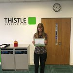 Congratulations to our Employee of the Month, underwriter Rachel Radley. Well done!