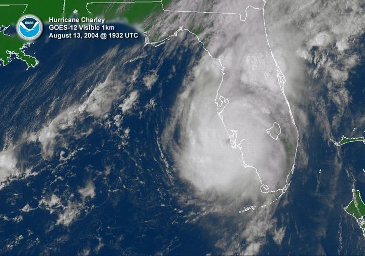 @wxgarrett's photo on Hurricane Charley