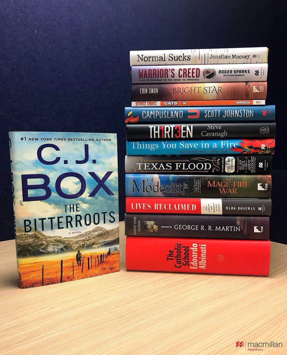 @MacmillanUSA's photo on #bookbirthday