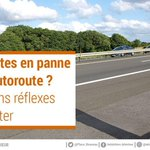 Image for the Tweet beginning: 🚗🚧 #MardiConseil Consignes de #sécurité