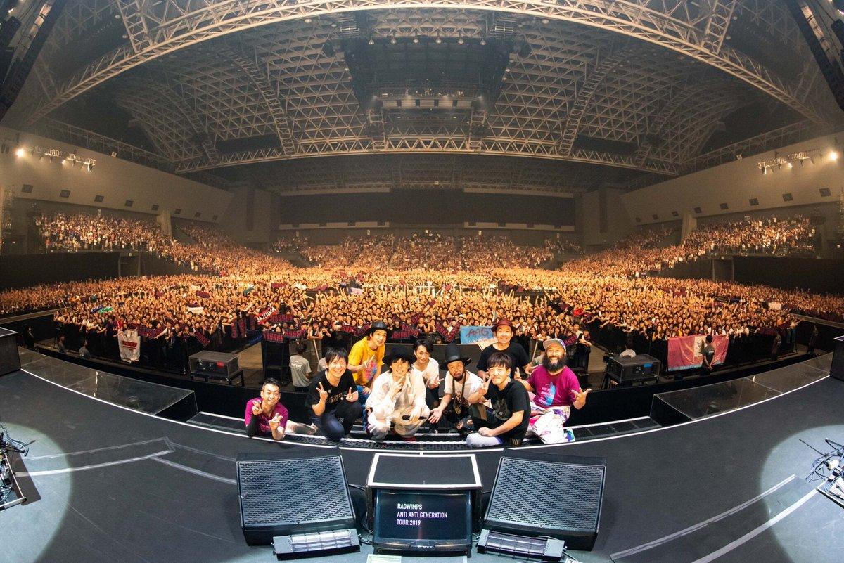 福岡Day1。素晴らしい日でした。 いつもいつもありがとう福岡。  また逢いましょう。 明日も飛ばしましょう。