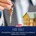 HB 3167 streamlines potential housing projects that are typically burdened by the application process. The bill makes the process more efficient, saving homeowners time & money. https://t.co/KCxUor8PNY #txlege