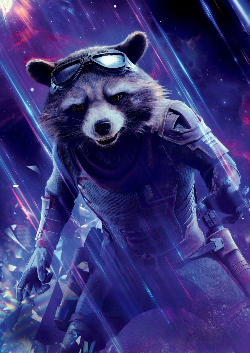 What your favorite scene about Rocket? And ask your brother how can make him like my ins post? TQ #AskSeanGunn  #AvengersEndgame <br>http://pic.twitter.com/QCIZNFodKK