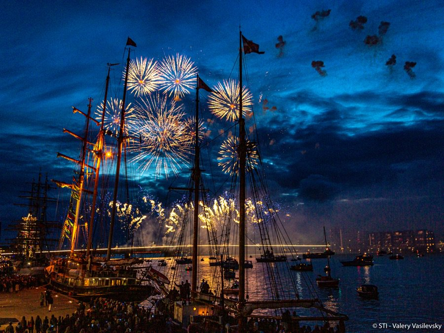 Anyone else missing the Tall Ships Races? We had an absolute blast in Aalborg! #tallships #aalborg #sailing 👉ow.ly/VjAf50vwaLx