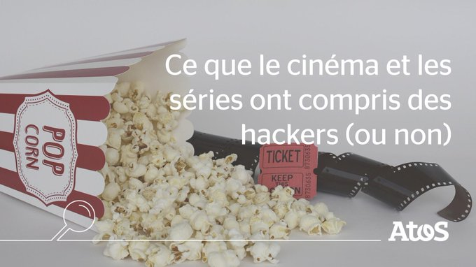 #DieHard4, #StarWars ou encore #Sense8… Les films et les séries de #hacking, pure fiction...