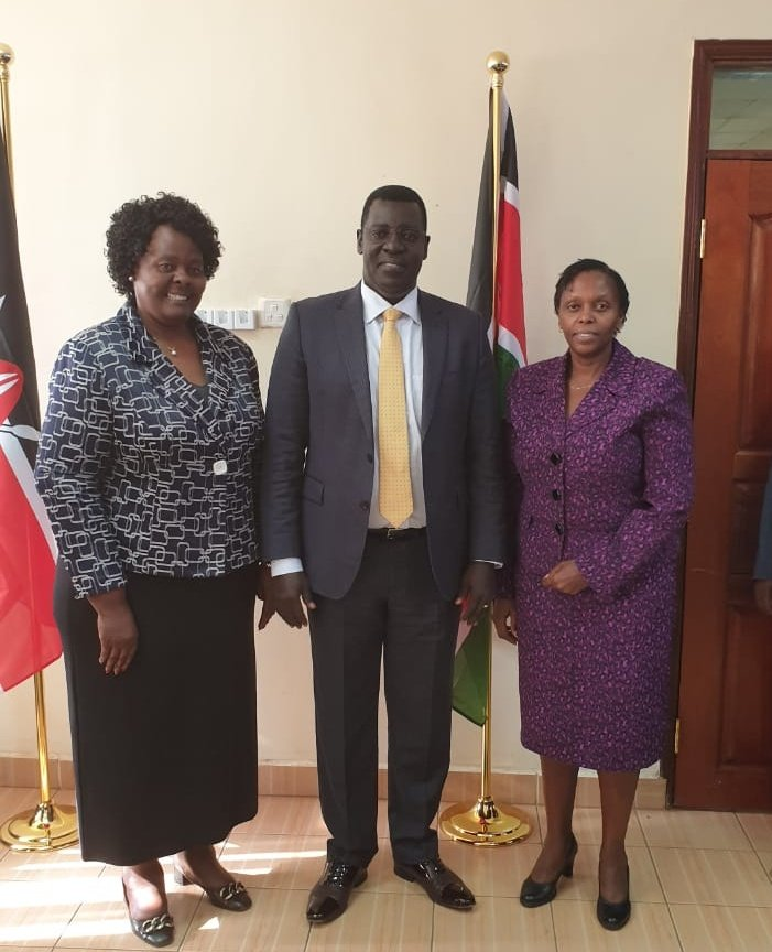 LabourSPKE - Ministry of Labour and Social Protection