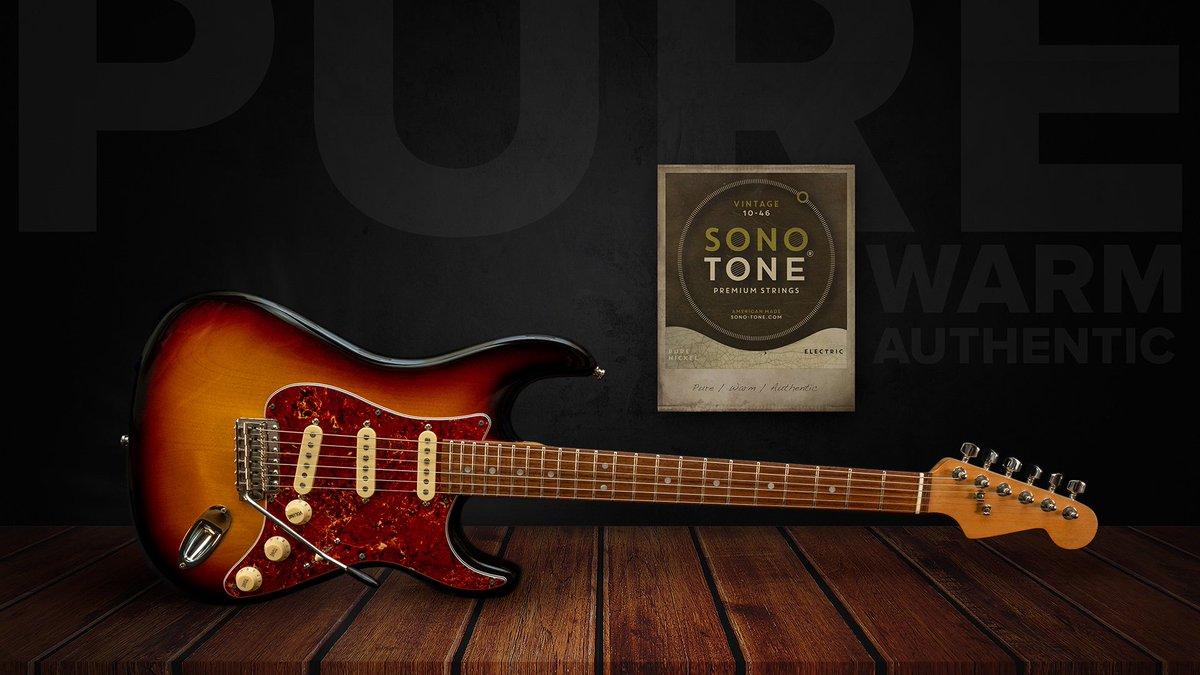 Sono-Tone Strings (@sonotonestrings)   Twitter