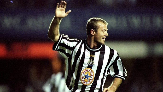 Happy Birthday to the Premier League s greatest ever goal scorer, Alan Shearer