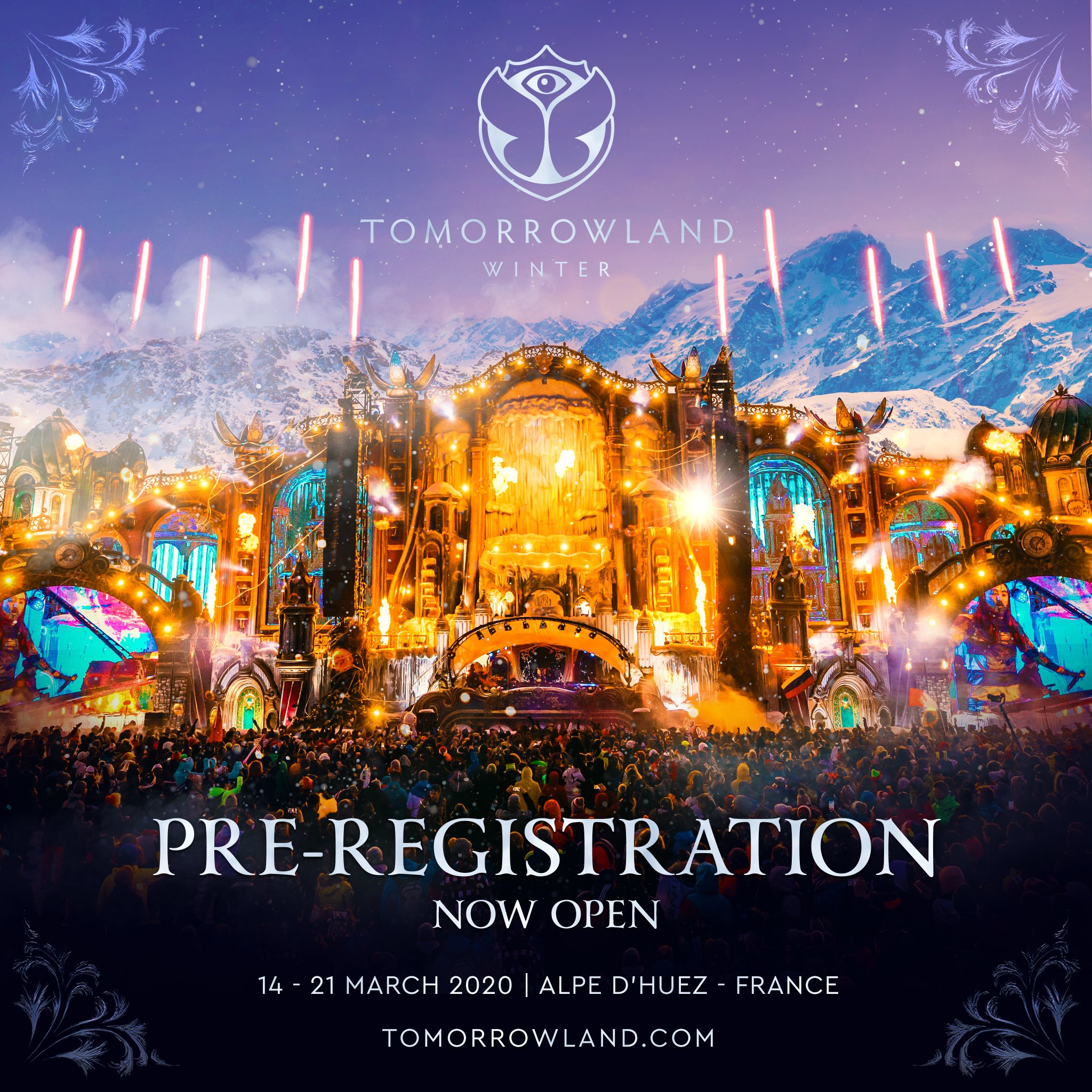 2020 Tomorrowland Winter tickets