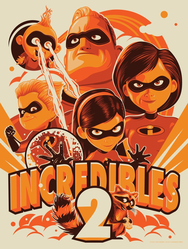 Posterspy Com On Twitter The Incredibles 2 2018 Alternative Movie Poster Uploaded By Artist Davejstafford Https T Co Rqndxi5dwh Theincredibles2 Pixar Bradbirda113 Posterspy Https T Co Ezgby5btvh