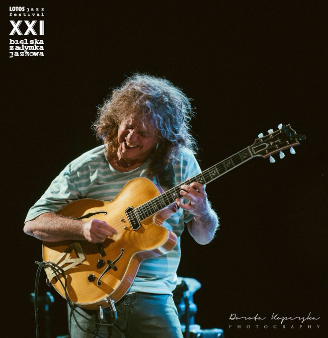 Happy Birthday to one of my biggest influence\s and inspiration- Pat Metheny