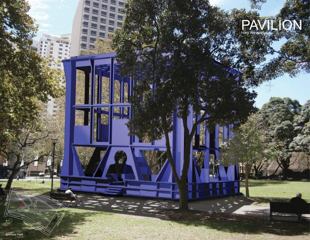 This #milkcrate sculpture in Sydney CBD doesn't seem so silly now does it!  https://www. cityartsydney.com.au/artwork/pavili on/  …  #SydneyStabbing<br>http://pic.twitter.com/zkwBbzJNDG
