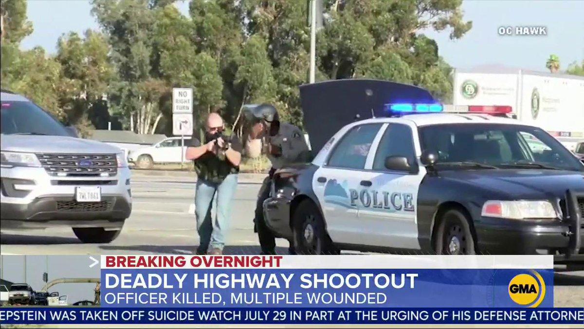 @GMA's photo on California Highway Patrol
