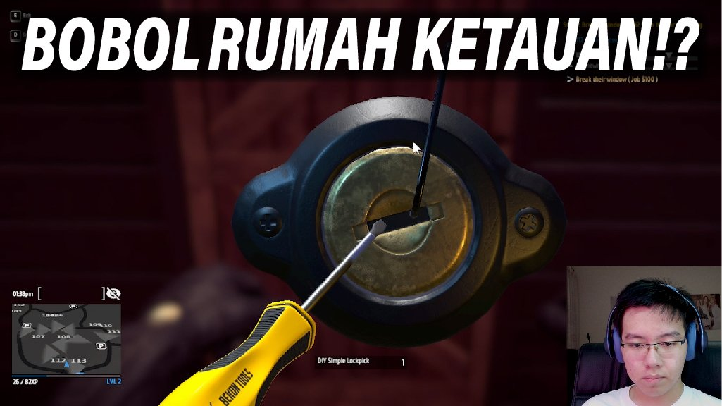 Bobol rumah ketauan!? Thief simulator episode 2 #thiefsimulator #youtube #youtuber #game #gaming #gamer #indonesia #SupportSmallerStreamers #supportsmallyoutubers youtube.com/watch?v=j4E3tc…