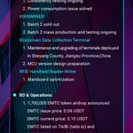 Image for the Tweet beginning: August 13 #Waltonchain Project Periodic