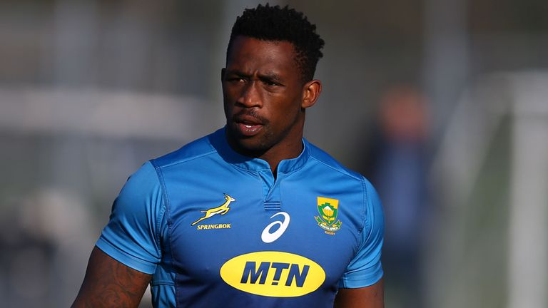 test Twitter Media - Siya Kolisi will make his return to international rugby in South Africa's one-off Test against Argentina on Saturday: https://t.co/lb7TrP43RB https://t.co/rSIB9CyUWK