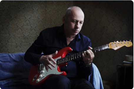 Happy 70th Birthday Mark Knopfler! One of the greatest guitarists of my lifetime
