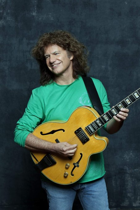 Patrick Bruce Pat Metheny  Birth 1954.8.12 Happy Birthday