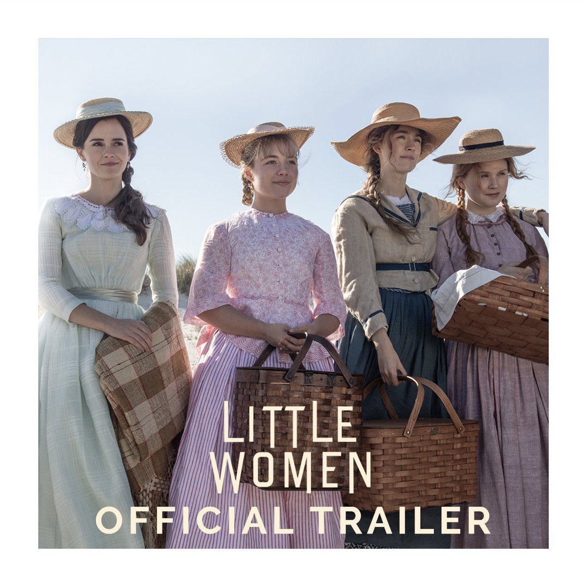 The Little Women Trailer Is Finally Here—And People Are Very Excited