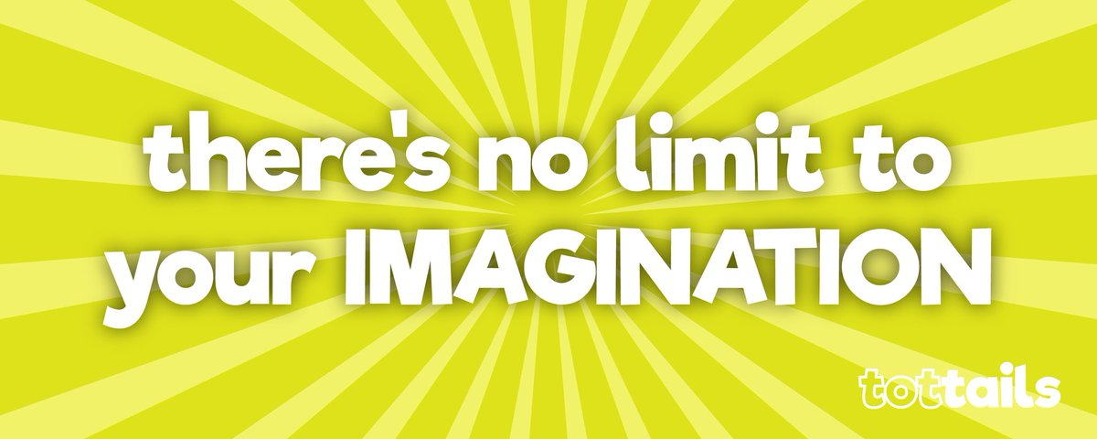 Limitations live only in our minds. But if we use our imaginations, our possibilities become limitless. ~Jamie Paolinetti  Your imagination can break the limits of reality!   #tottails #positivityforkids #positiveparenting #imagination #DreamBig #NoLimit #positive<br>http://pic.twitter.com/7qMH71yy5I